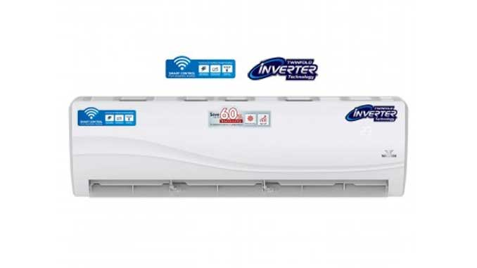 Walton Split AC WSI RIVERINE(Pro)-18C [Smart] ​ 5275 Watts